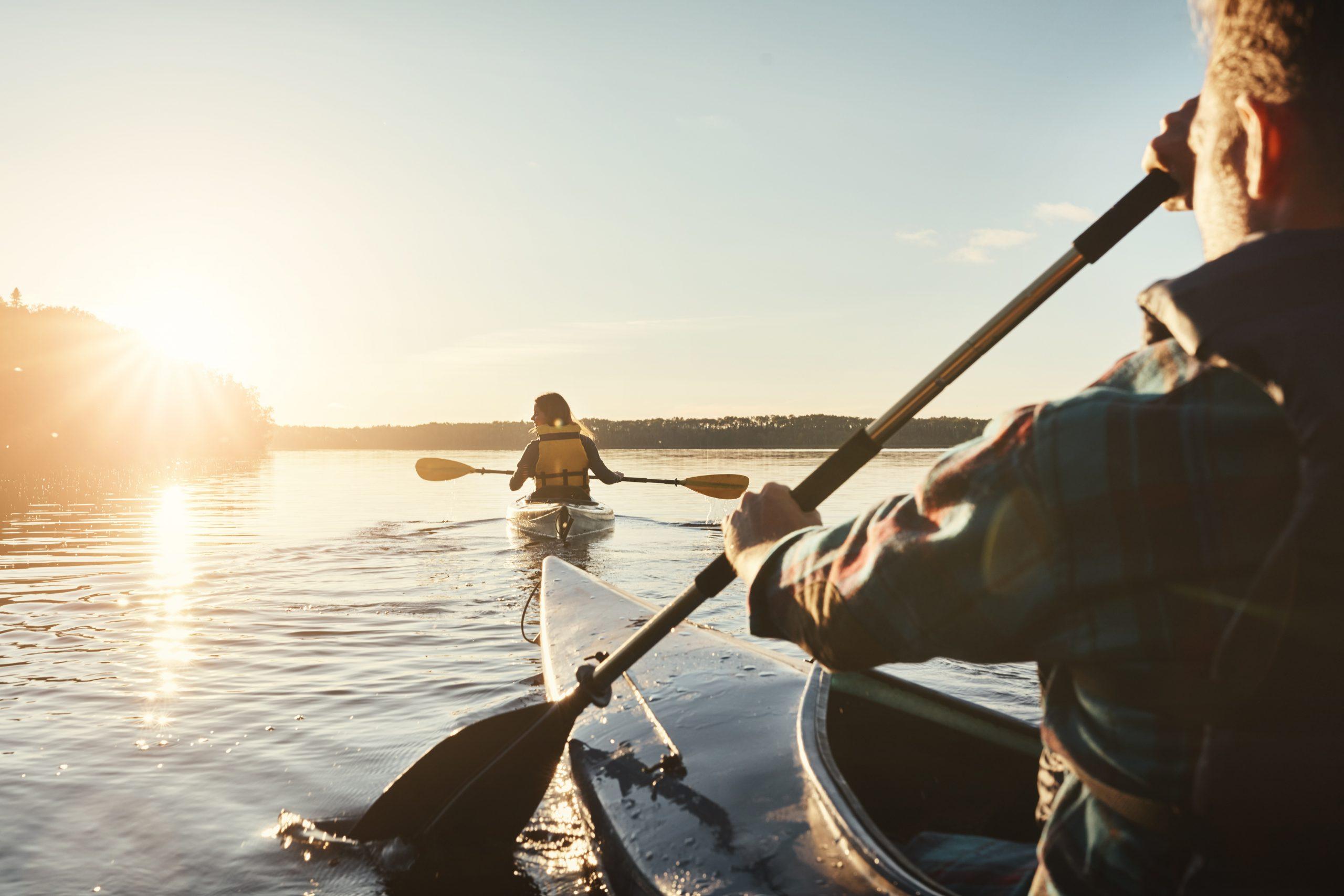 Parksville Kayaking